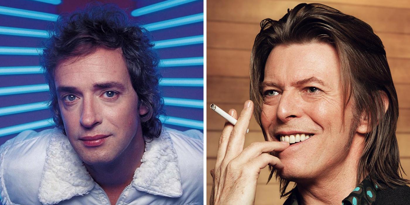 De una leyenda a otra: El día que Gustavo Cerati versionó a David Bowie
