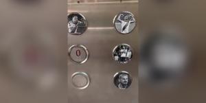 """""""Si querés ir al segundo tocás a Juanfer"""": Crearon un ascensor exclusivo para fanáticos de River Plate"""