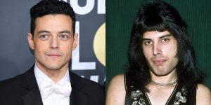 """""""Esto es para tí, hermoso"""", la emotiva dedicatoria de Rami Malek a Freddie Mercury en los Golden Globes"""