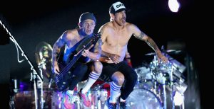 ¡Los Red Hot Chili Peppers confirmaron que se viene nuevo disco!