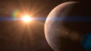 Descubrieron un planeta extrasolar con alta posibilidad de contener agua