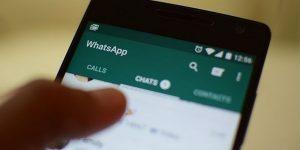 Esta es la función de Whatsapp para que nadie te pueda leer los chats