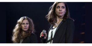 Pussy Riot debutó nuevas canciones y dio una conferencia sobre música y activismo