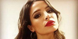 "Brenda Asnicar grabó ""algo"" con Charly García"