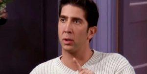 """Un video comprueba que Ross de """"Friends"""" es el clon de Nicolas Cage"""