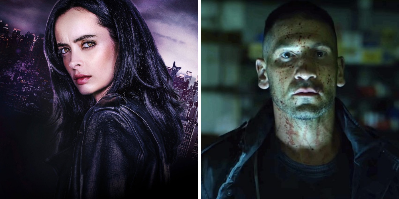 BOMBAZO: Netflix canceló Jessica Jones y The Punisher