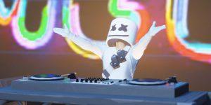 Histórico: ¡El DJ Marshmello brindó un concierto en Fortnite frente a más de 10 millones de jugadores!