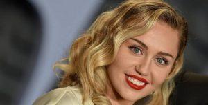 La foto retro (y tierna) de Miley Cyrus