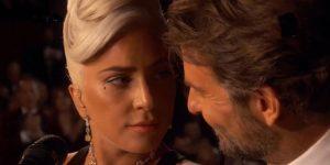 El amague de beso entre Lady Gaga y Bradley Cooper del que pocos se dieron cuenta