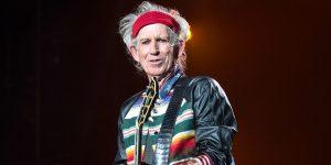 Para Keith Richards es más difícil dejar el cigarrillo que la heroina