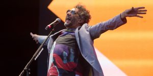 ¡Las mejores fotos del impresionante show de FITO PÁEZ!