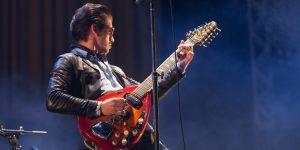 """Arctic Monkeys dio su último show """"hasta el próximo disco"""""""