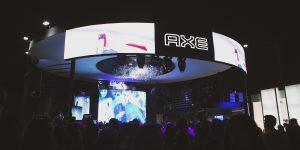 Axe Music en el Lollapalooza: ¡una experiencia que invitó a todos a ser DJs!