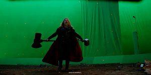 Avengers Endgame: El antes y después de los efectos especiales