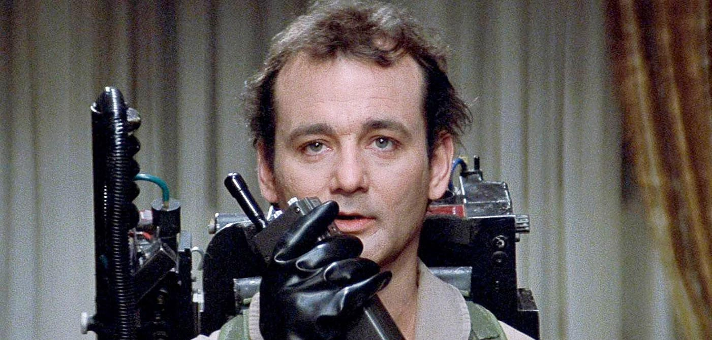 "Bill Murray, ""adentro"" para la secuela de Los Cazafantasmas"