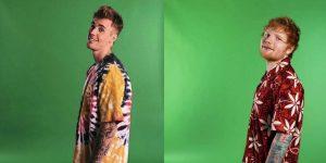 Confirmado: Ed Sheeran y Justin Bieber, ¡juntos en un (potencial) hit!