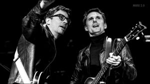 Matt Bellamy, Graham Coxon y Miles Kane: la superbanda que hace honor al rock