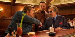 Pitt, DiCaprio, Tarantino. Mirá el primer tráiler de Once Upon A Time In Hollywood!