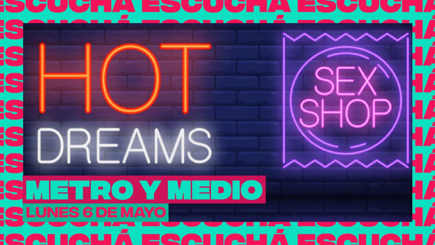 Sex Shop en Metro y Medio
