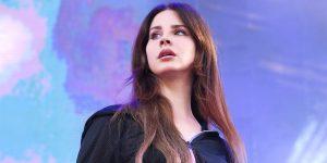 ¡Lana del Rey debutó su cover de Sublime en vivo!