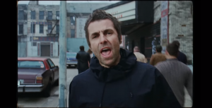 ESTRENO: Liam Gallagher cinematográfico en el nuevo video de 'Shockwave'