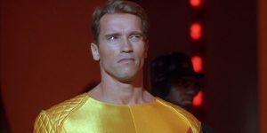 Arnold Schwarzenegger hizo su debut como rapero con una canción motivacional que deberían escuchar con atención