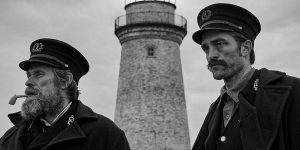 The Lighthouse: Robert Pattinson y Willem Dafoe pierden la cabeza en su nueva película