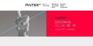 Se viene MUTEK.AR, el festival internacional de creatividad digital en Buenos Aires