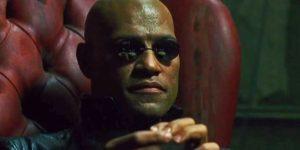 El actor que podría interpretar al joven Morfeo en Matrix 4