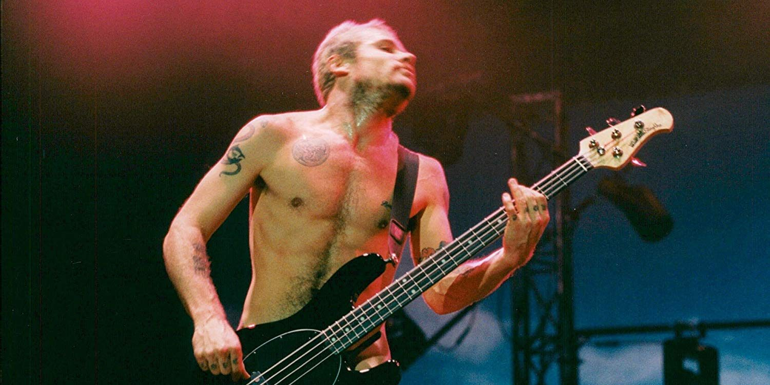 Flea de Red Hot Chili Peppers lanza su libro Acid for the Children