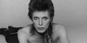Stardust: salió a la luz la primera foto de la biopic de David Bowie