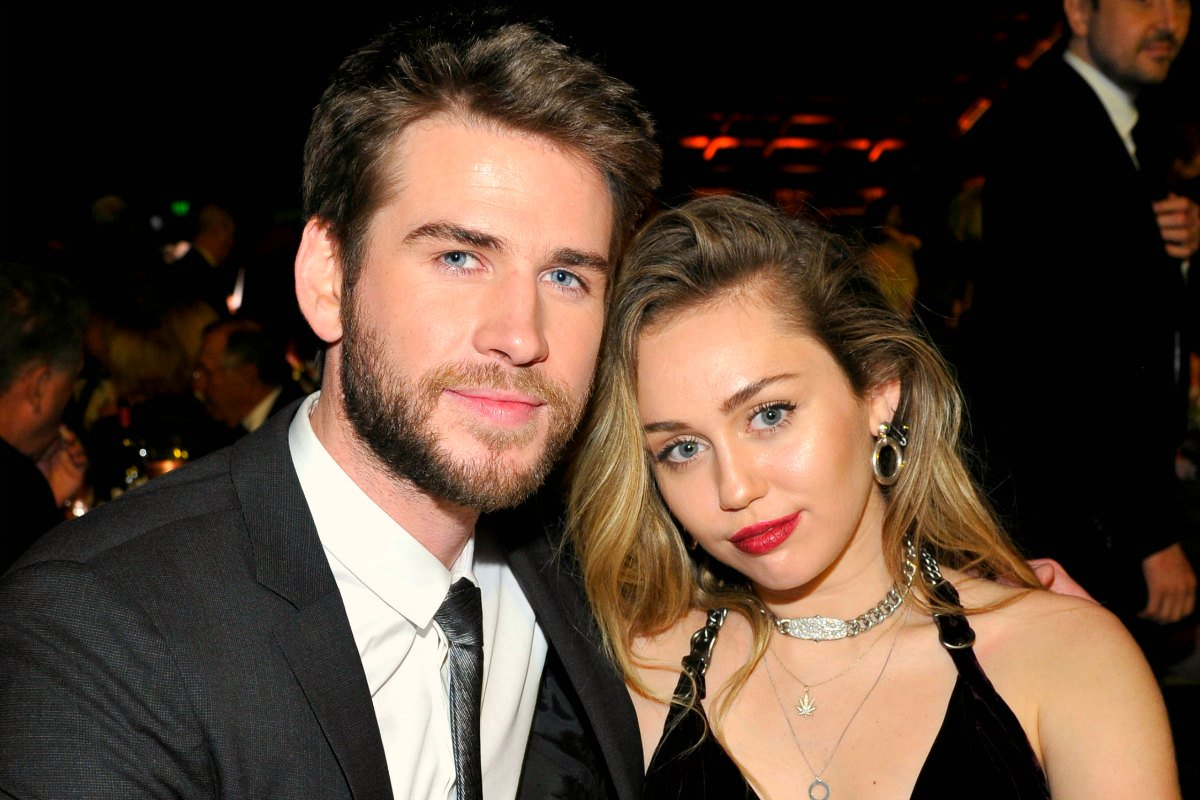 Miley Cyrus y Liam Hemsworth, separados 💔