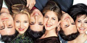 ¡Friends llega al cine para celebrar el aniversario número 25 de su estreno!