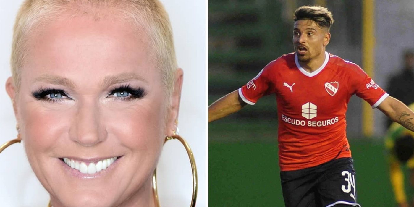 ¡El video que revela que Xuxa simpatiza por Independiente!