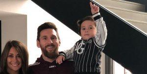 ¡Mateo Messi cumple cuatro años! Mirá los momentos más divertidos del personaje del año