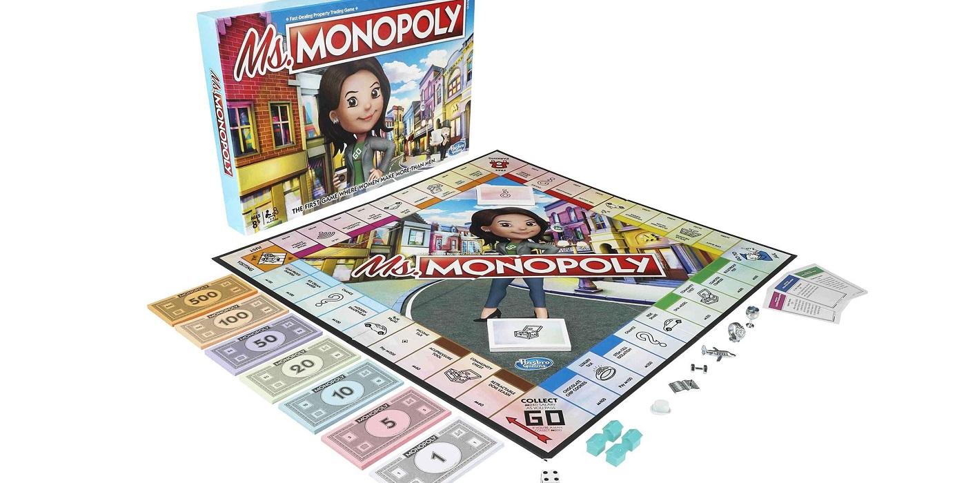 """Hasbro y su falso feminismo: ¿qué hay detrás de """"Sra. Monopoly""""?"""