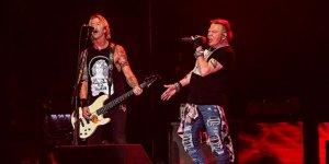 Guns n' Roses tocó 'Dead Horse' ¡por primera vez en 26 años!