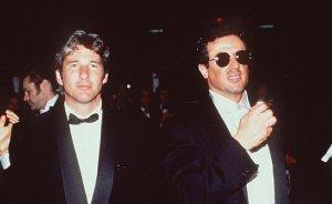 A las piñas: Richard Gere y Sylvester Stallone se pelearon por Lady Di