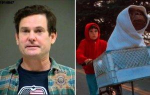 'Elliot' de E.T fue arrestado por manejar bajo sustancias