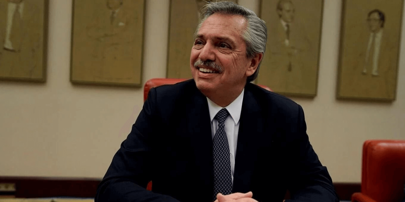 En De Acá en Más charlamos con Alberto Fernández