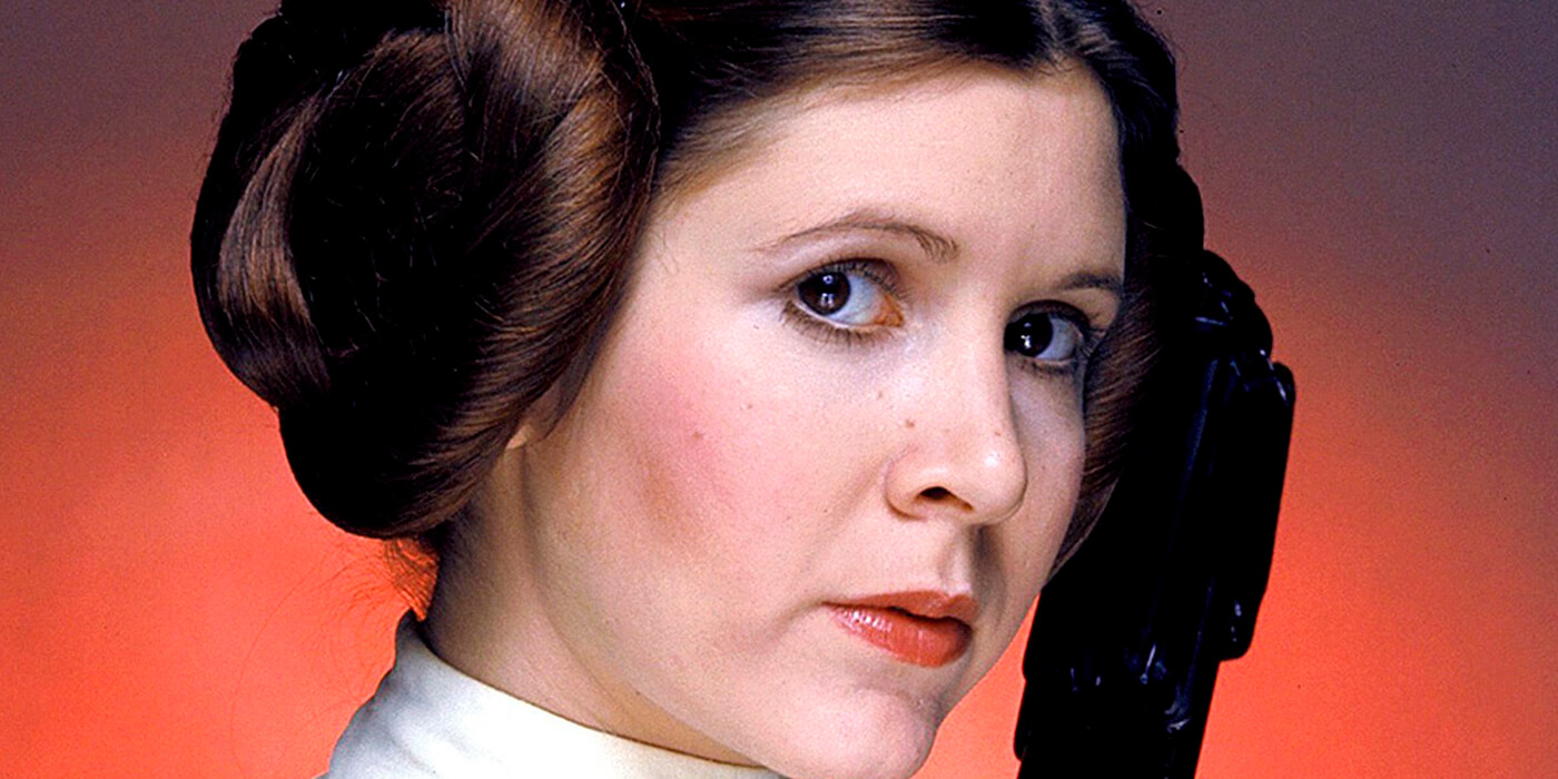 Tres años sin Carrie Fisher 💔