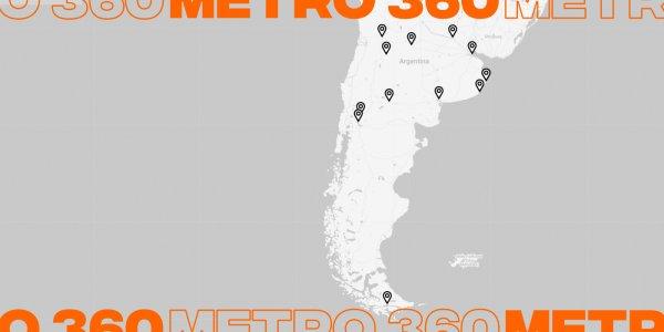 ¡San Luis se suma a la red de repetidoras Metro 360!