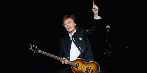 Paul McCartney tendrá su película animada en Netflix