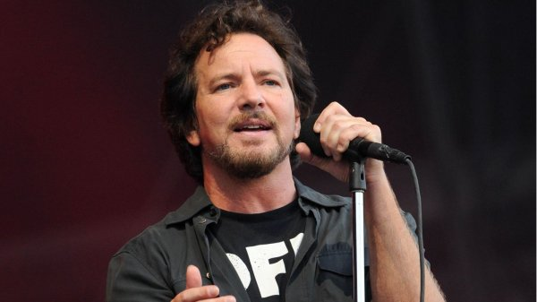 ¡Felices 55, Eddie Vedder!