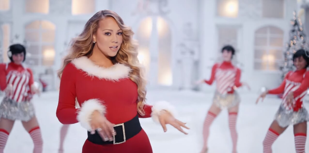Reinventada: mirá el nuevo video de All I Want For Christmas Is You, la favorita de Navidad