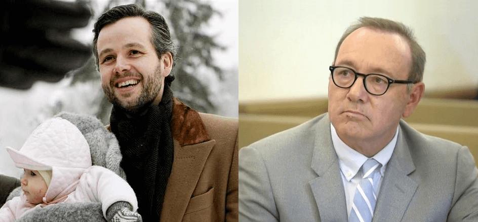 Murió otro acusador de Kevin Spacey: el escritor Ari Behn falleció a los 47 años