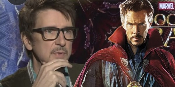 Dr. Strange and The Multiverse of Madness: el director abandonó la producción de la película