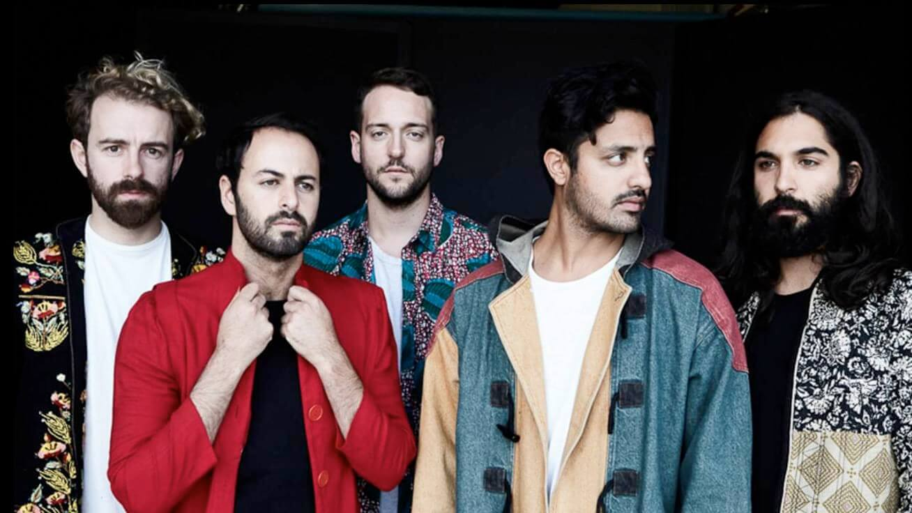 ¡YOUNG THE GIANT por primera vez en Argentina!
