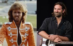 ¡Se viene la biopic de los Bee Gees y Bradley Cooper sería Barry Gibb!