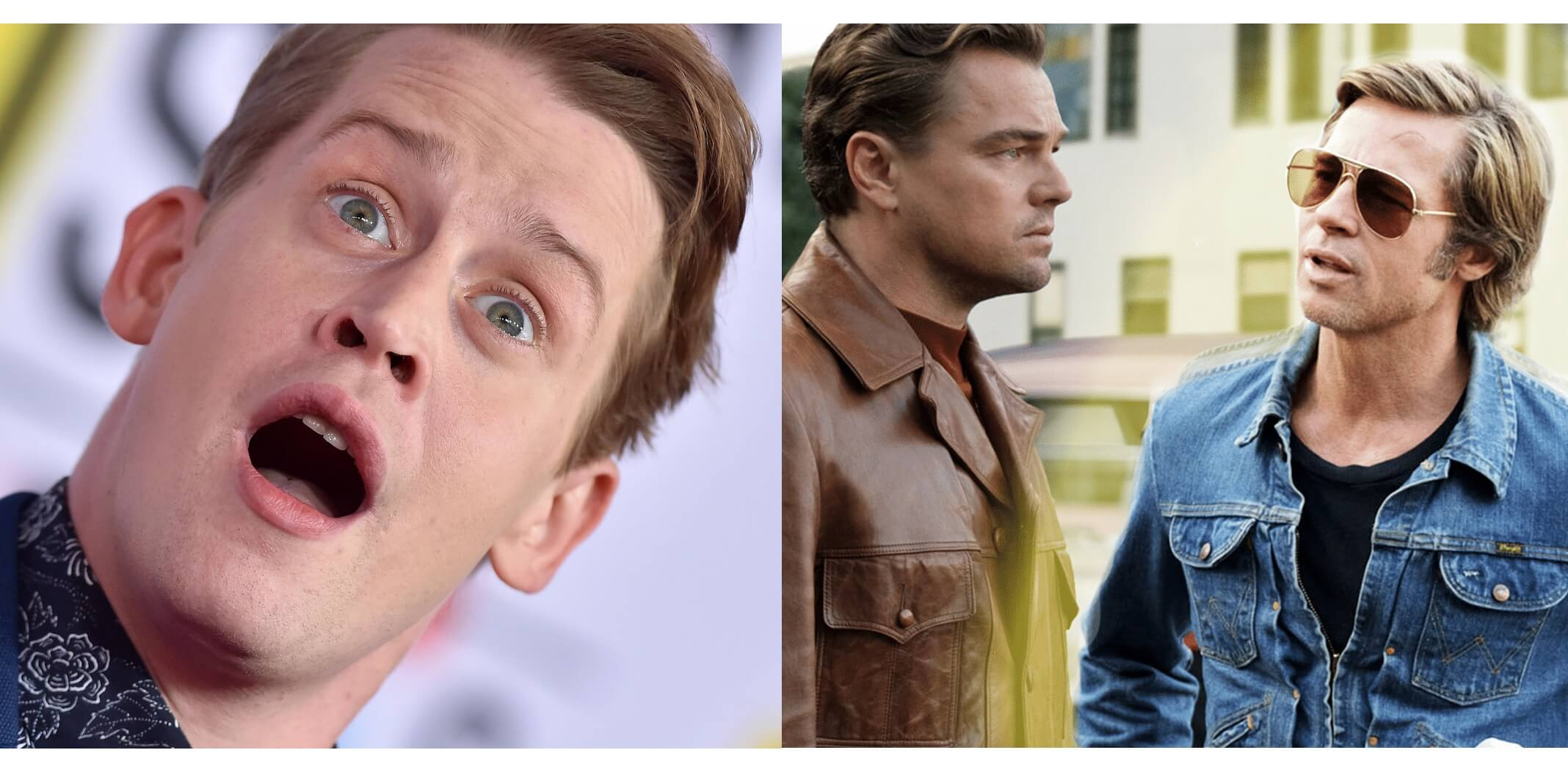 "Macaulay Culkin fue al casting de Once Upon A Time In Hollywood: ""Fue un desastre"""